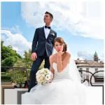 Alessandra e Marco, Sposi